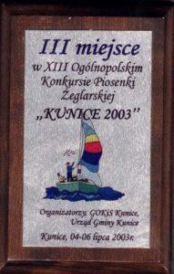 Kunice-2003